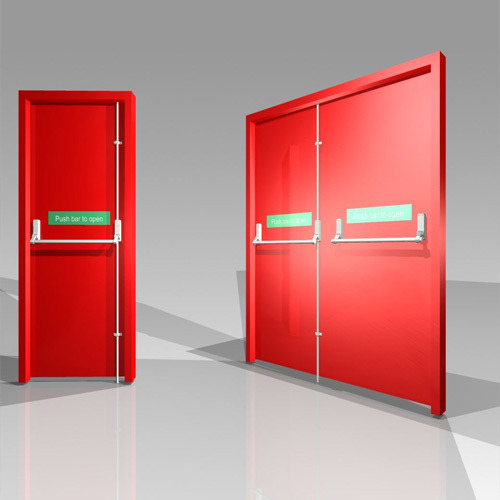 Ul Listed fire door suppler in bangladesh